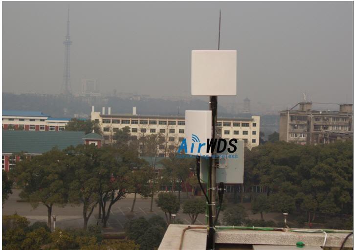 湖南省委大院无线覆盖 无线网络工程