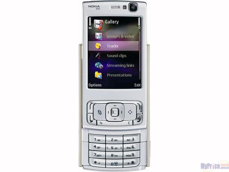 天语手机报价_【图片】NOKIA|诺基亚 N95 手机图片-大图 -MyPrice价格网