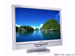 查看所有飞利浦液晶显示器 -飞利浦 230W5高清图片