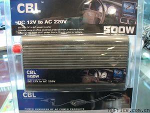 CBL 车载变逆器(500W)