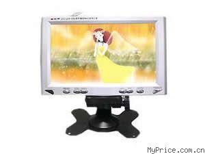 索飞尼 7寸液晶电视