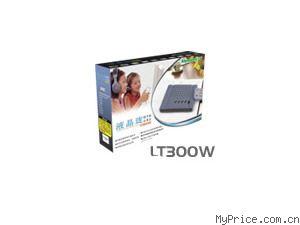 天敏 液晶珑电视盒精华版(LT300W)
