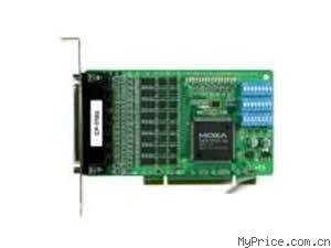 ...38U(8串口RS-422/485)-Moxa CP 138U 8串口RS 422 485 多串口卡...