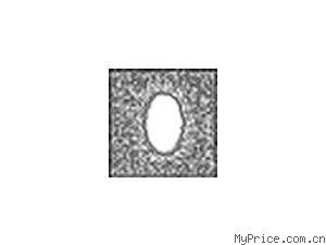高坚 白色椭圆中空镜 (P140)