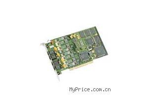 Intel Dialogic D/4PCIUF(4线模拟语音传真卡)