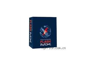 Macromedia Flash MX(标准版)