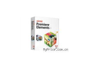 Adobe Premiere Elements(英文版)
