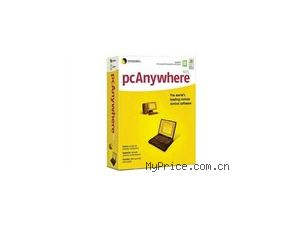 Symantec pc Anywhere 10.5英文版