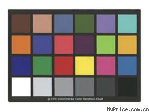 爱色丽 24色标准色板