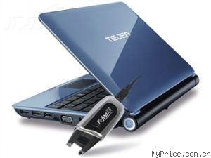 天几 TS102+扫描3G便携移动笔记本