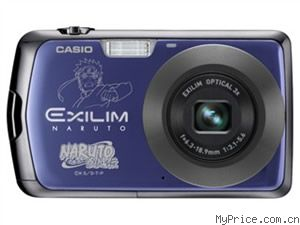 卡西欧 EX-Z330(火影忍者限量版)