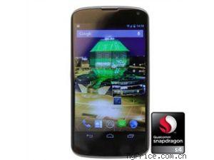 谷歌 Nexus4 3G手机(白色)WCDMA/GSM欧版