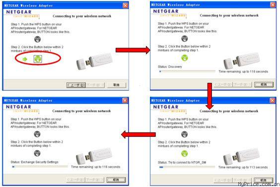 Wi Fi Protected Setup,轻松为无线网络加把锁 NETGEAR 无线产品 WPS 功能及应用介绍
